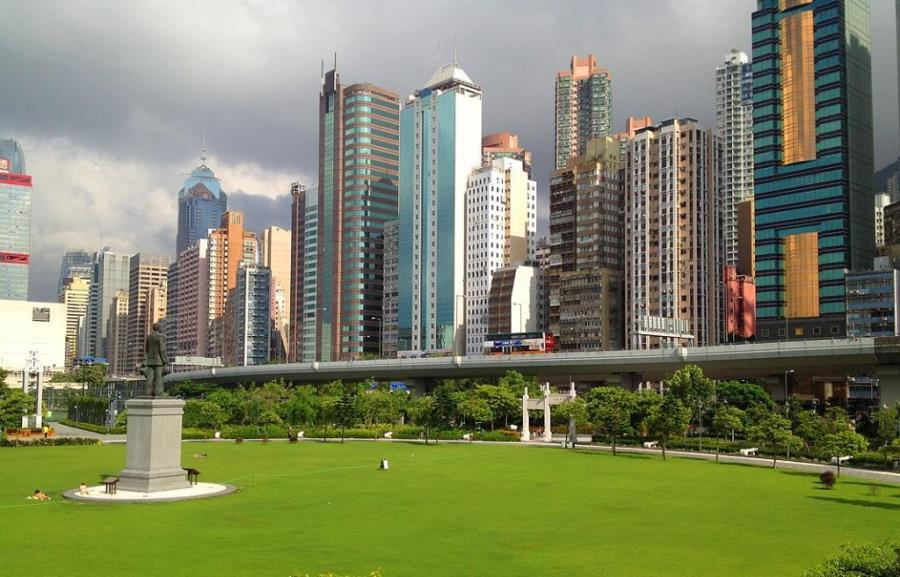 Гонконг. Красивые фото города