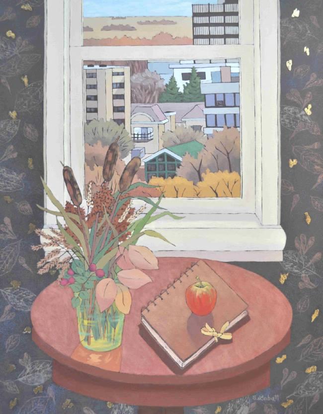 Шарон Лаббат, Sharron Labatt, Живопись картины, Современное искусство