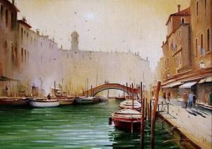 Венеция глазами Сергея Потиха