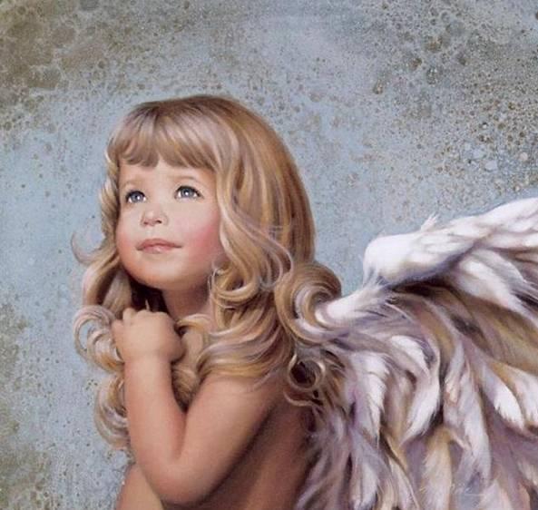 Дети-ангелочки от Ненси Ноэл