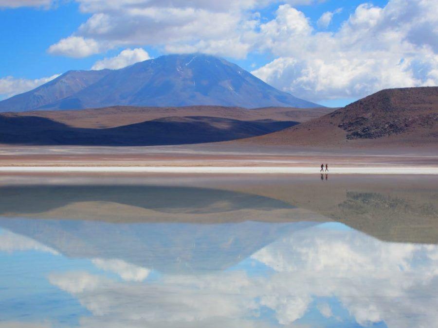 Солончак Уюни. Самое большое природное зеркало