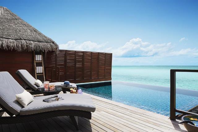 Мальдивский Taj Exotica Resort and Spa
