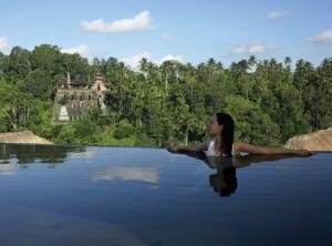 Ubud Hanging Gardens — бутик-отель на Бали