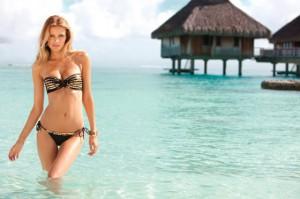 Коллекция купальников Victoria's Secret — 2012
