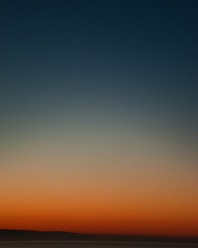 Napeague Bay, NY Sunset 7:44pm Plate 1© Eric Cahan