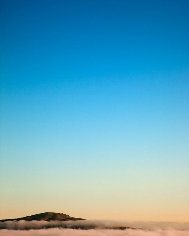 Sea Cliff, San Francisco CA Sunrise 6:57am Plate 1© Eric Cahan