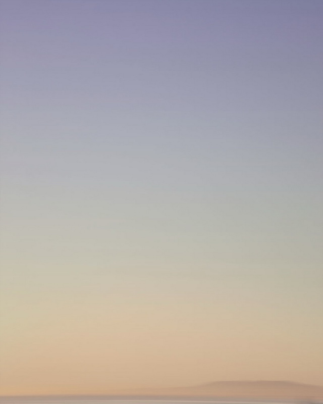 San Francisco Bay, CA Sunrise 6:24pm Plate 1© Eric Cahan