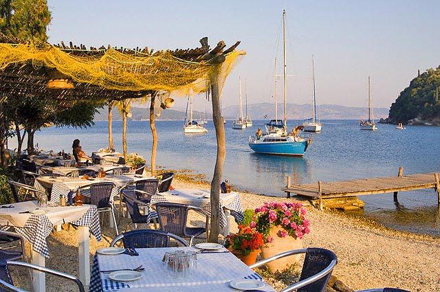 Корфу. Греческий рай
