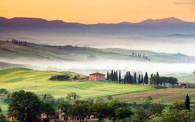 Яркая Италия