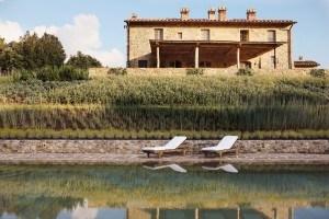 Castiglion del Bosco в Италии