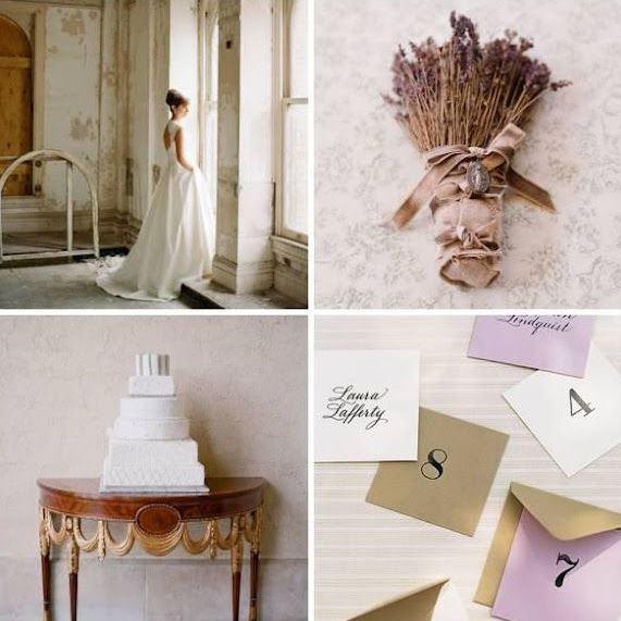 Свадебные фотоколлажи в стиле Pantone