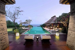 Bulgari — роскошный курорт на Бали