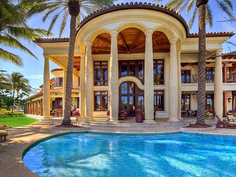 Дома мира самые красивые дома