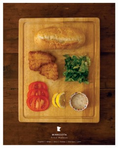 Американские бутерброды