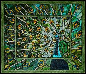 Мозаичные картины Лауры Харрис