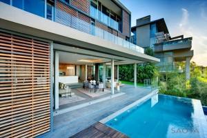 Шикарная резиденция от SAOTA в Кейптауне