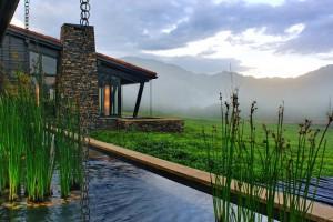 Nyungwe Forest Lodge — затерянный отель в Руанде
