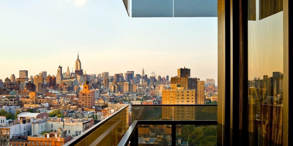 Лучшие отели, Отели мира, Стильные отели, отели Нью Йорка, отель Thompson LES Нью Йорк