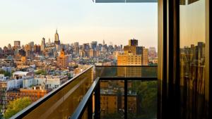 Нью-Йорк. 3 концептуальных отеля