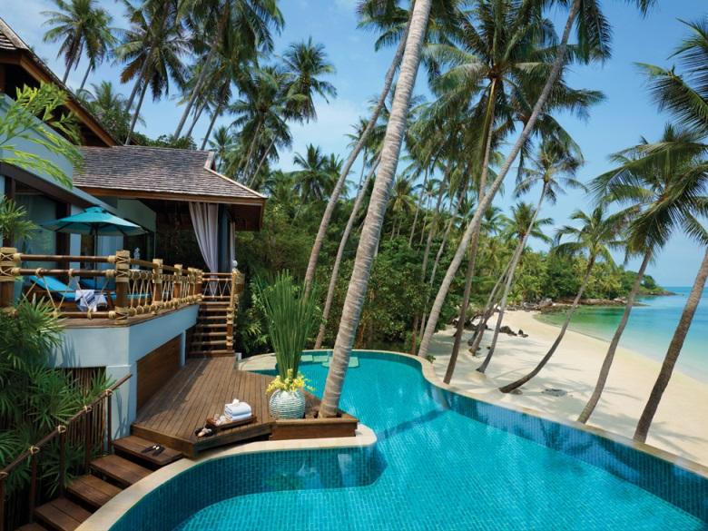 Тайская жемчужина сети отелей Four Seasons на Самуи