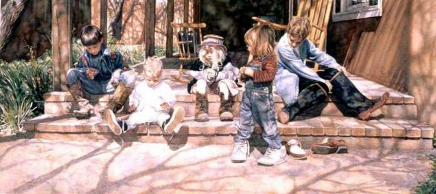 bezzabotnoe-detstvo-v-akvareli-stiva-henksa (2)