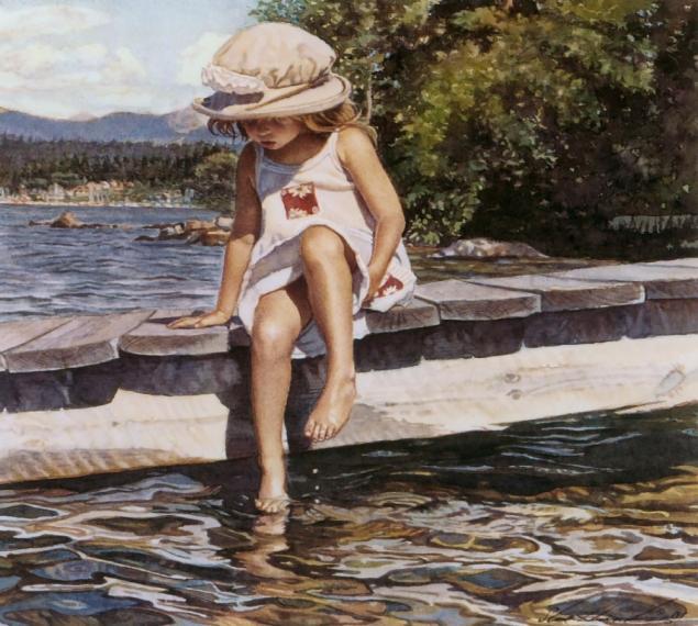bezzabotnoe-detstvo-v-akvareli-stiva-henksa (3)
