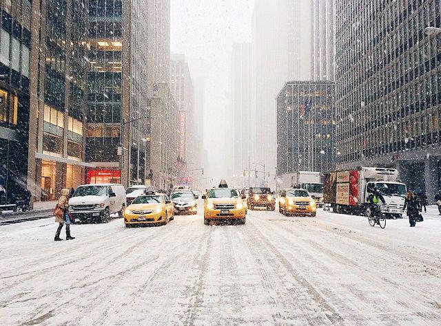 Фото Нью-Йорка от Jacob Santiago