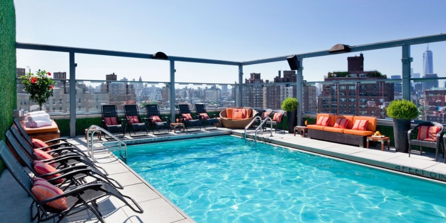 Gansevoort Meatpacking NYC, отель в Нью-Йорке