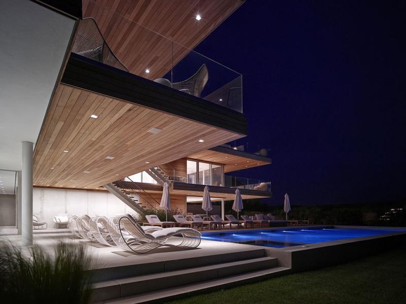 Ocean Deck House с видом на Атлантику