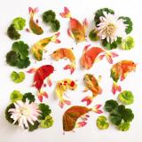 Коллажи-гербарии от Bridget Collins