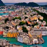 Панорамные фотографии европейских столиц