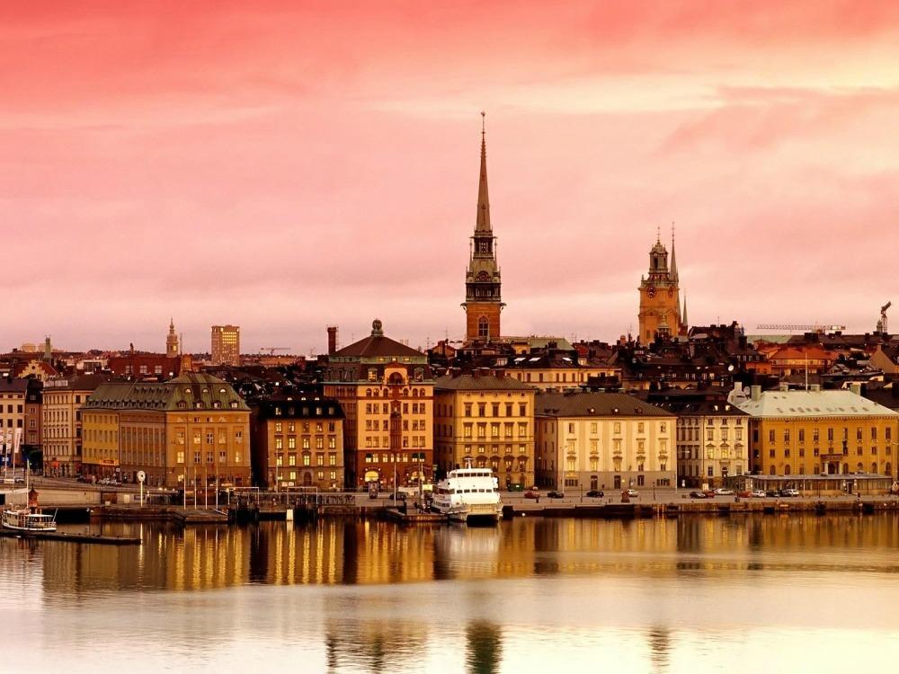 Сказочное королевство Щвеция