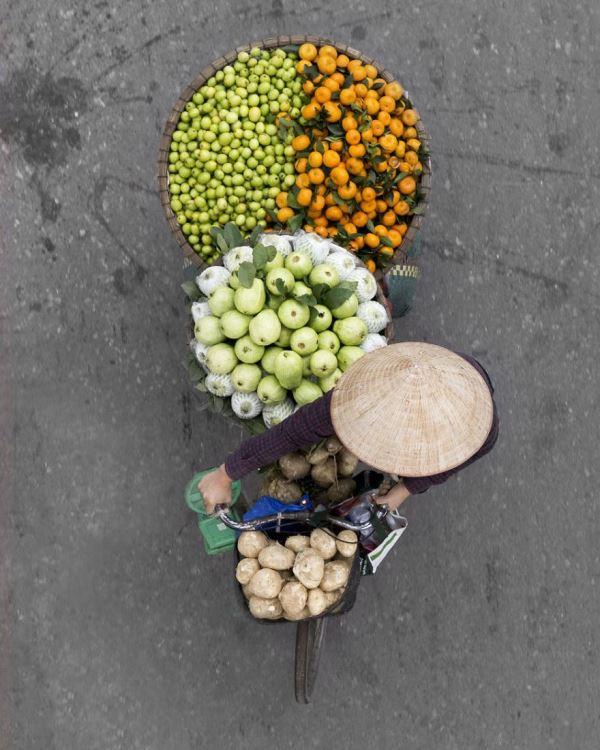 Фотографии Loes Heerink. Торговый Ханой