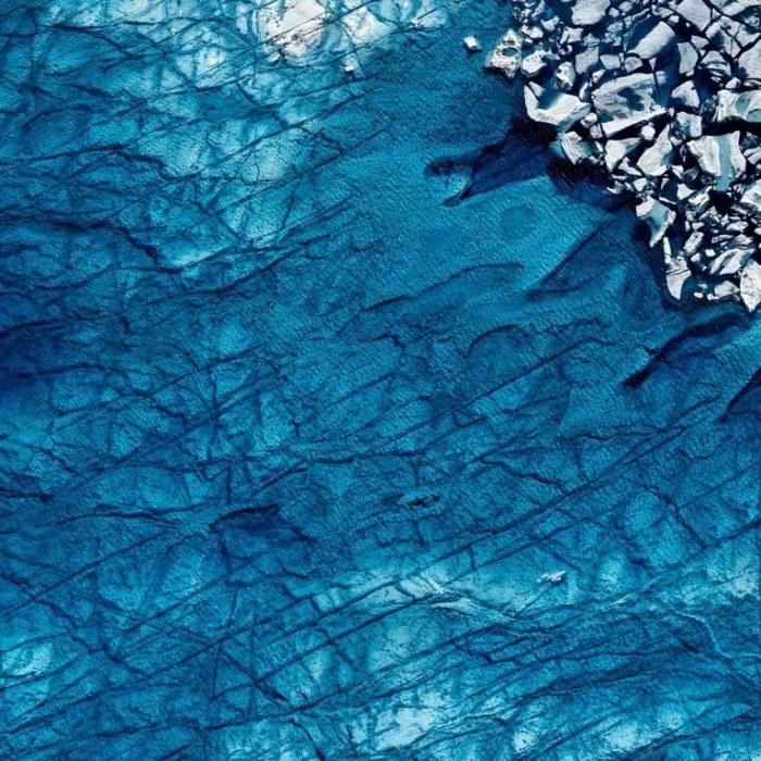 Тающие льды в объективе Тимо Либера