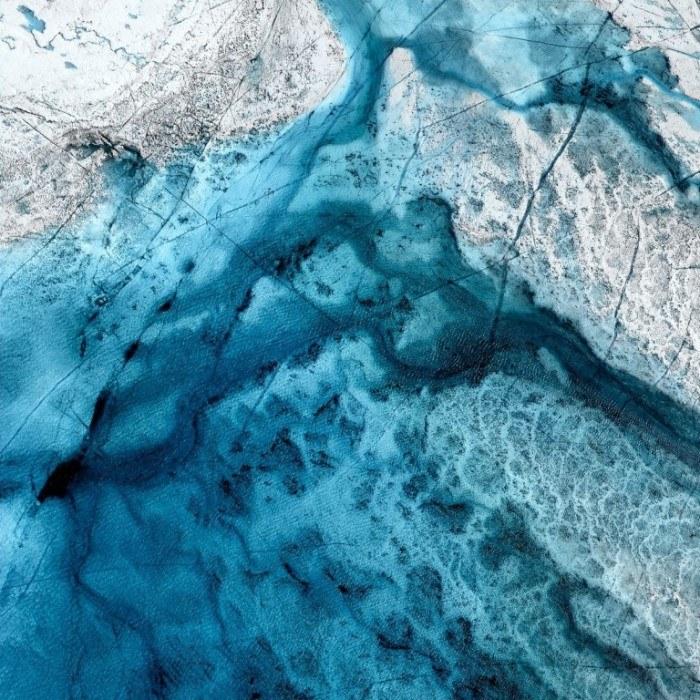 Тающие льды Арктики в объективе Тимо Либера