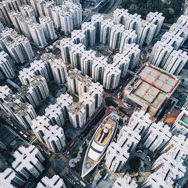 3 метра над уровнем неба Гуанчжоу в инстаграме @5.12