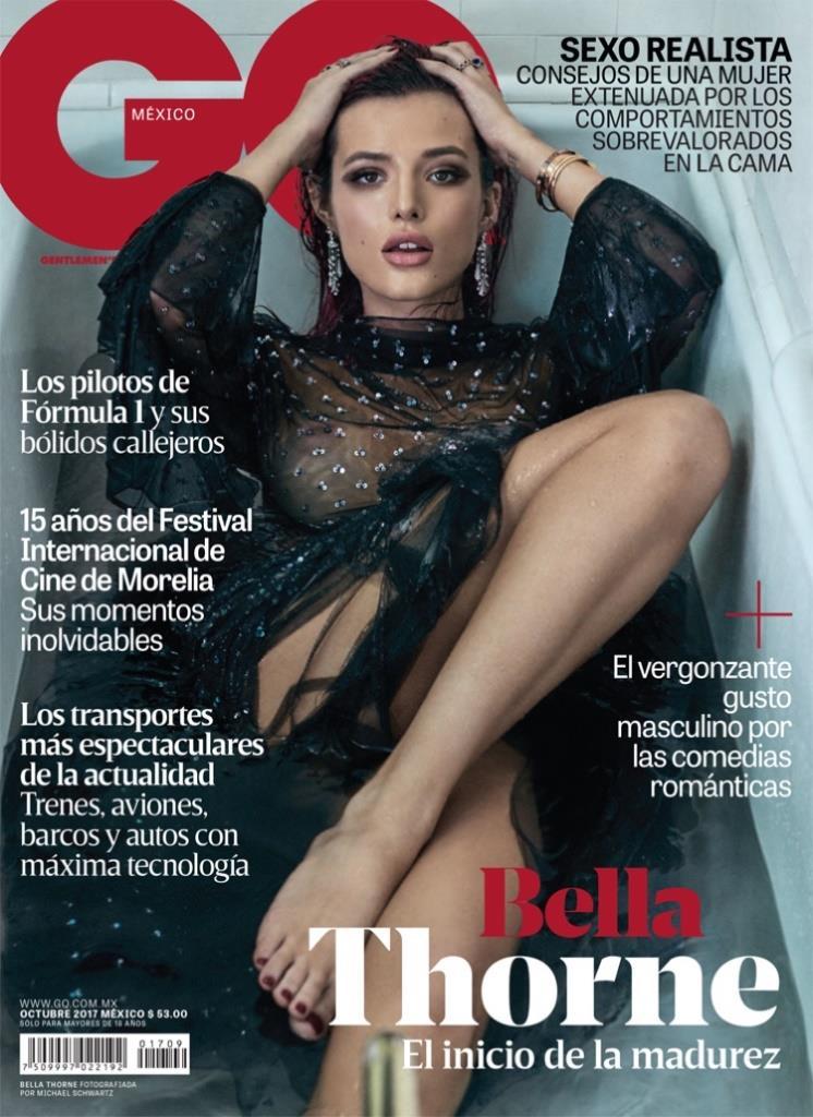 Белла Торн для GQ Mexico