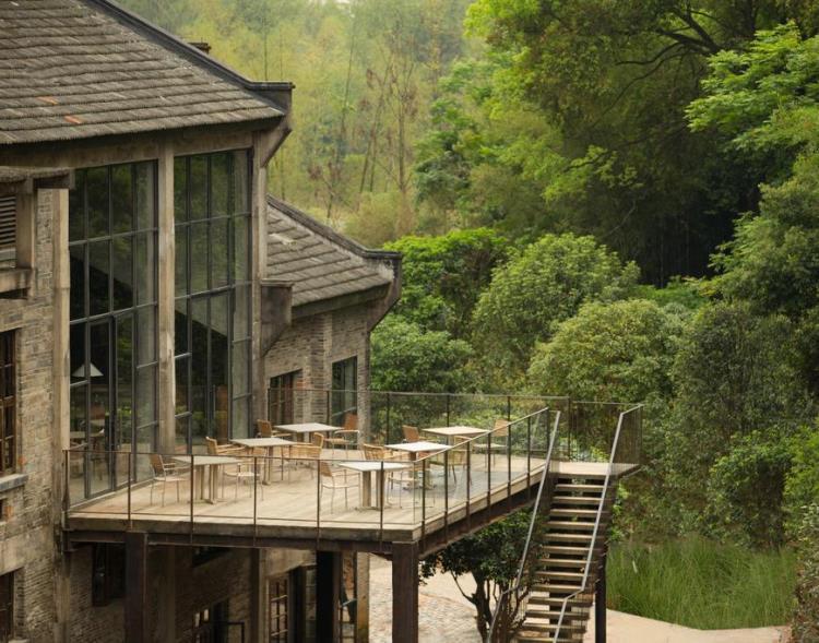 Alila Yangshuo — как старый сахарный завод превратить в концептуальный отель
