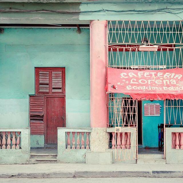 Ванильная Куба Helene Havard