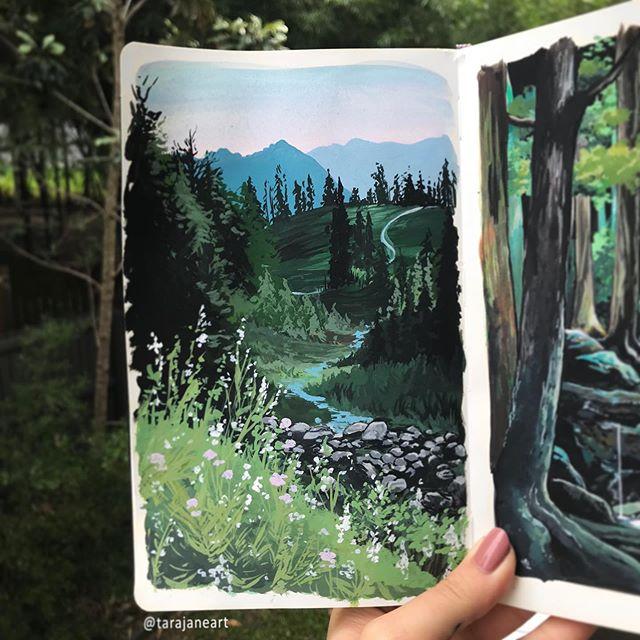 Лесные сказки Тары Джейн