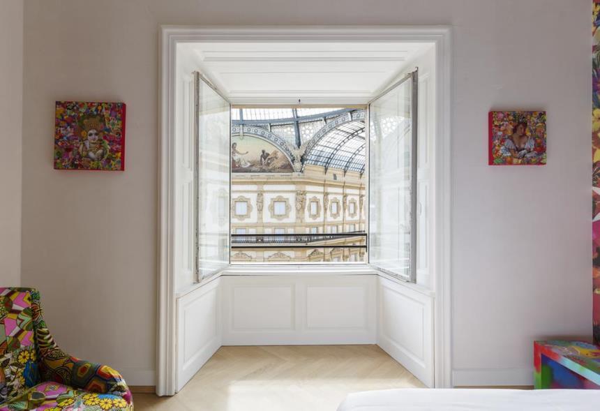 Galleria Vik Milano — в центре искусства