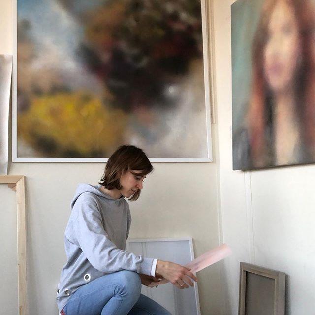 Размытые картины Eliana Marinari